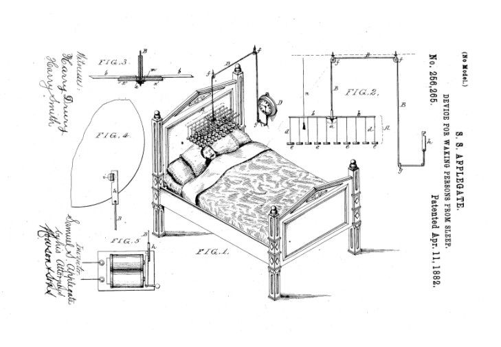 Episode 9 - Crazy Patents! — square root studios