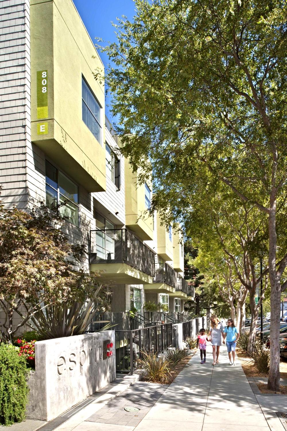 Homes at Esprit, San Francisco