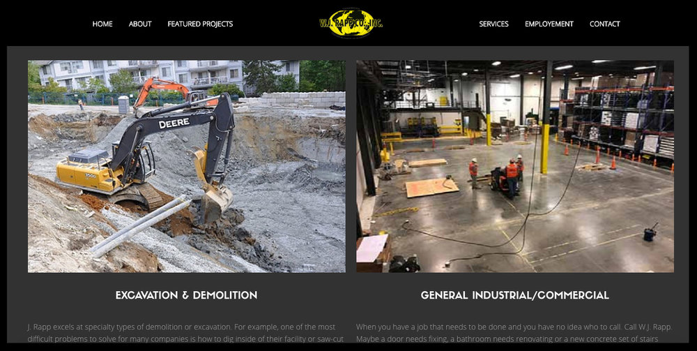 WJRapp Construction Co. -