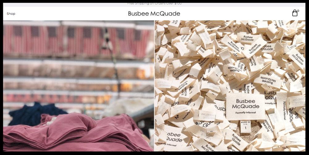 Busbee McQuade -