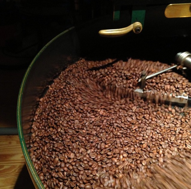 Freshly Roasted Coffee at Bald Guy Brew