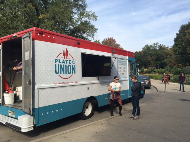 The Plate of the Union Food Truck