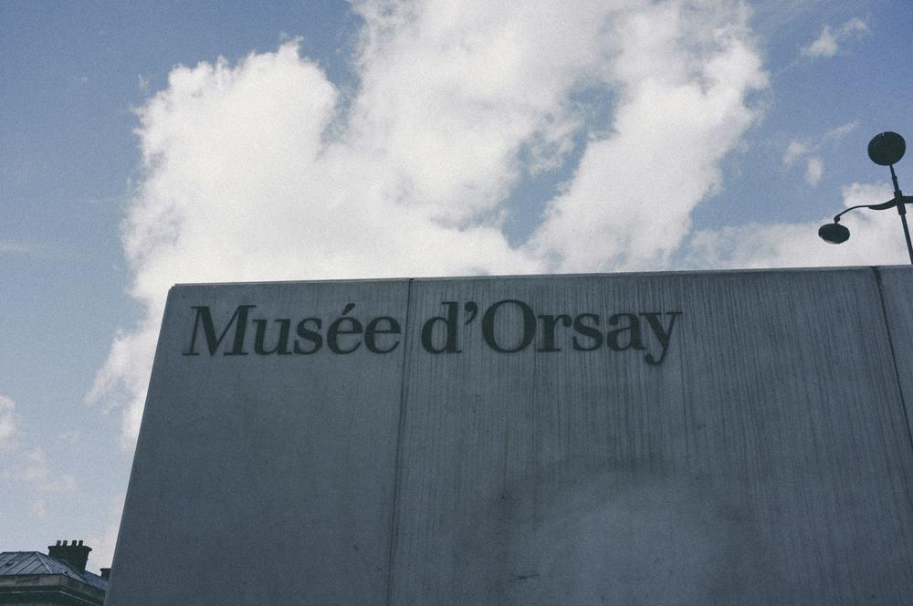 musee d'orsay, paris - www.derrive.com