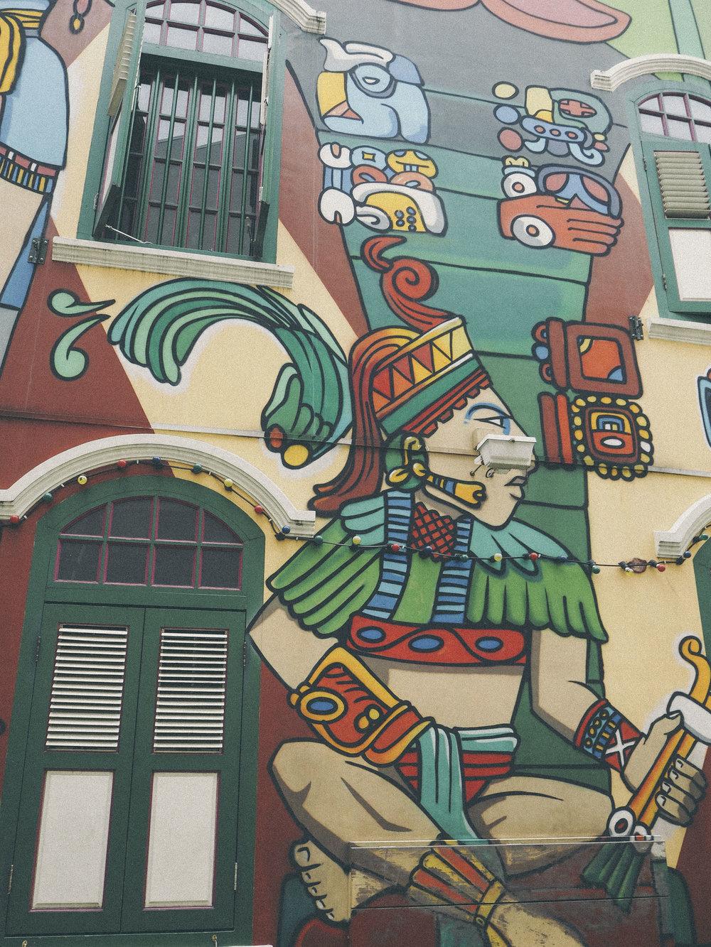 haji lane, singapore - www.derrive.com