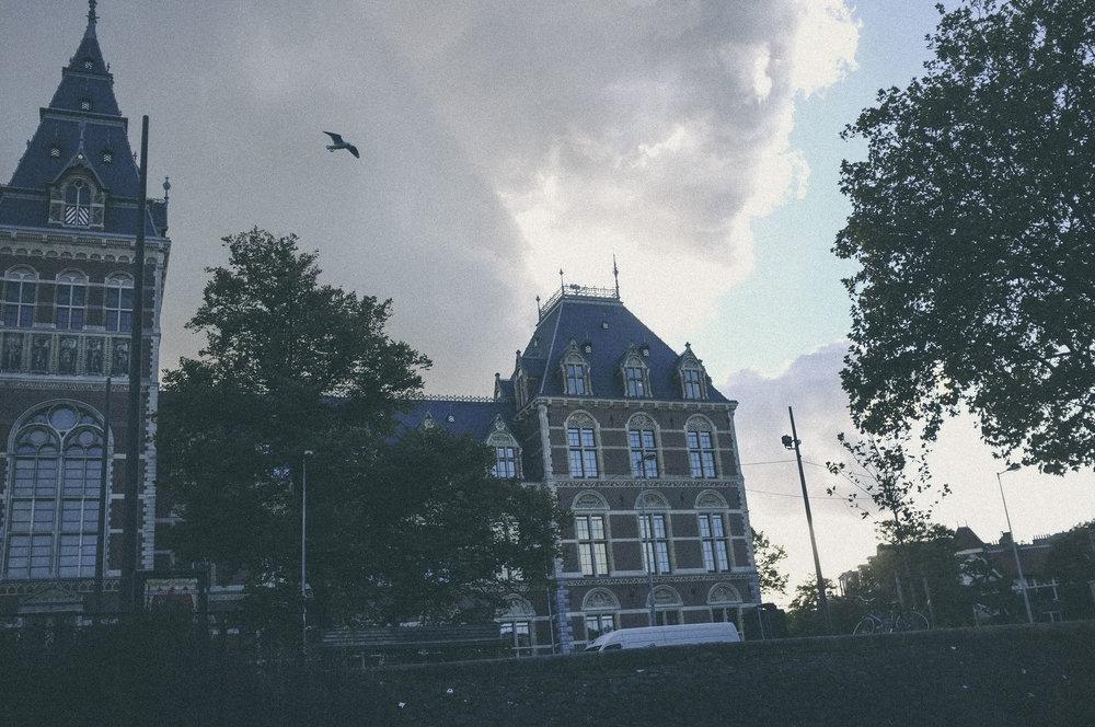 dérrive travel diary - amsterdam