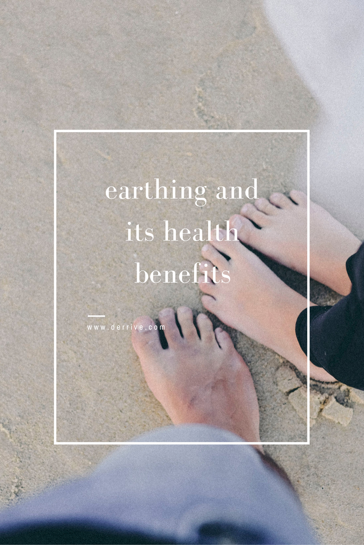 earthing and its health benefits