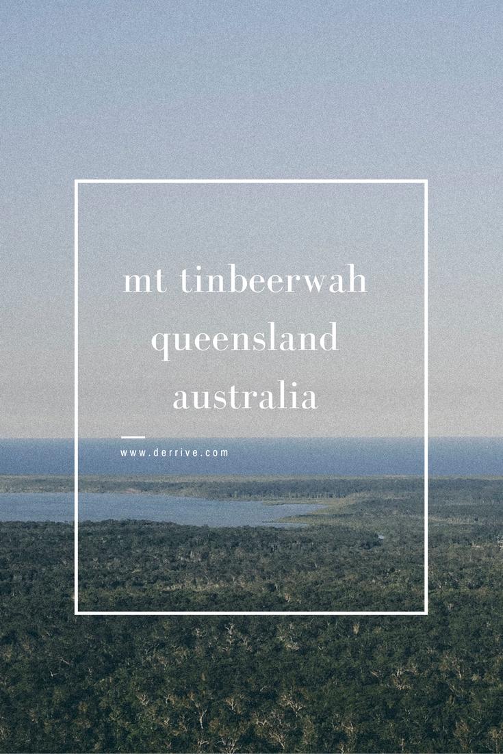 mt tinbeerwah queensland australia www.derrive.com