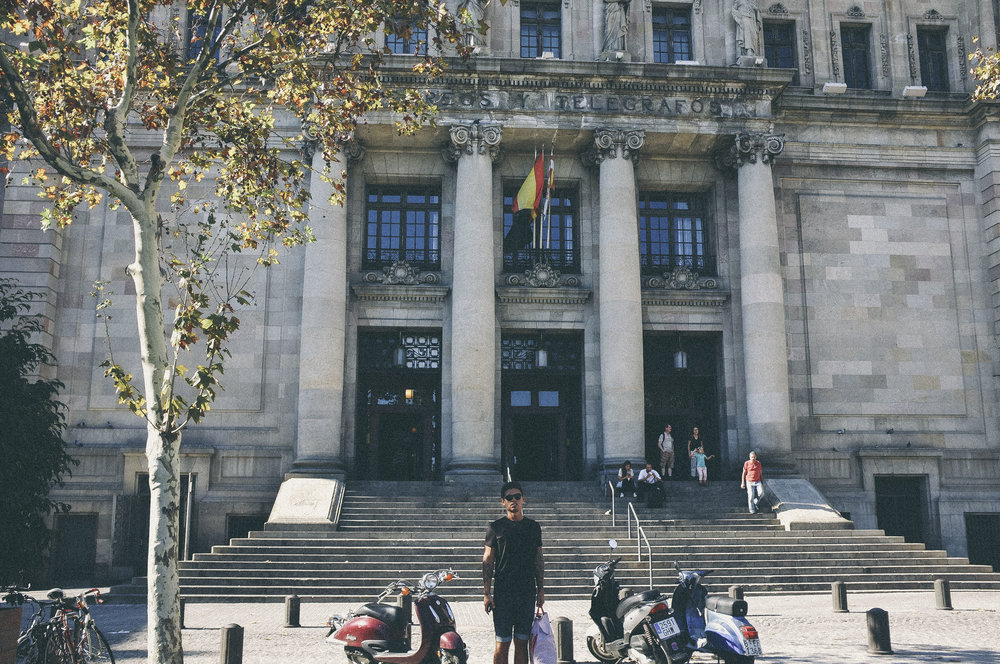 dérrive travel - barcelona www.derrive.com