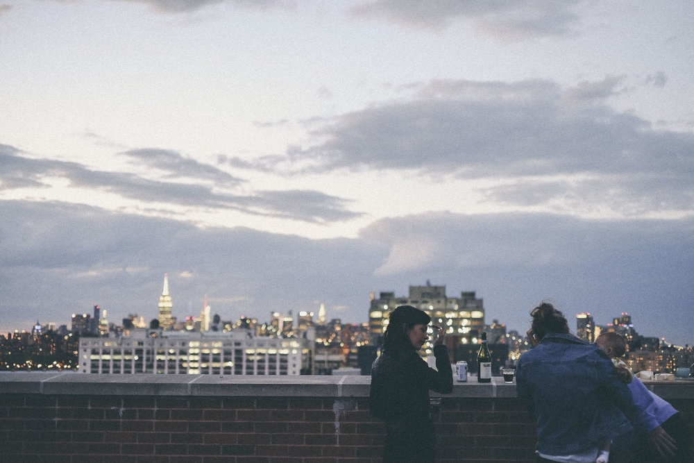 dérrive travel - BROOKLYN rooftop, new york #soho #dumbo #newyork #nyc #brooklyn