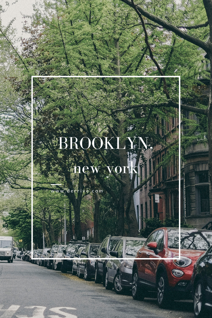 BROOKLYN, new york www.derrive.com #newyork #nyc #brooklyn #traveldiary #travelguide #travelblog
