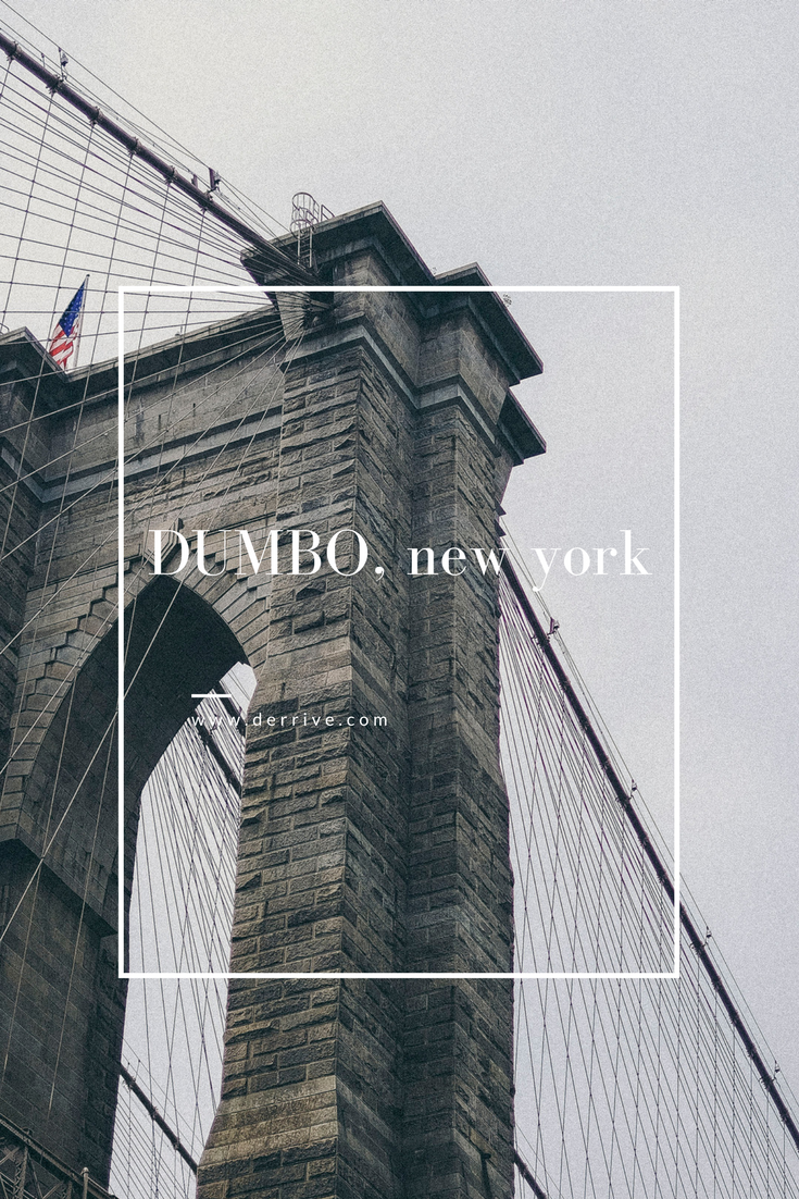 DUMBO, new york www.derrive.com #newyork #nyc #brooklyn #DUMBO #traveldiary #travelguide #travelblog