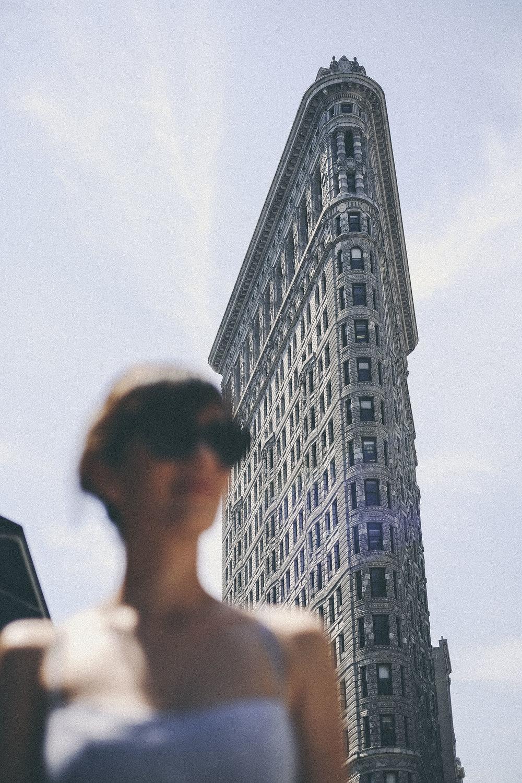 flatiron building new york  #nyc #newyork #photography #fujixt1