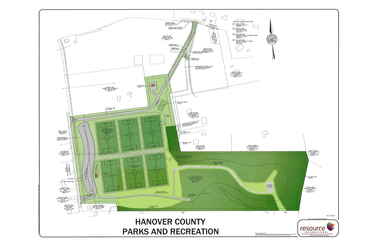 Hanover County Parks and Recreation Selects Resource as Engineer for