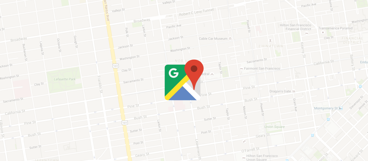 Google Maps Notify - Google maps to and from
