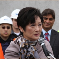Doreen Woo Ho, Commissioner, Port of San Francisco