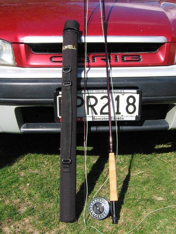 Killwell fly fishing rod raffle.JPG