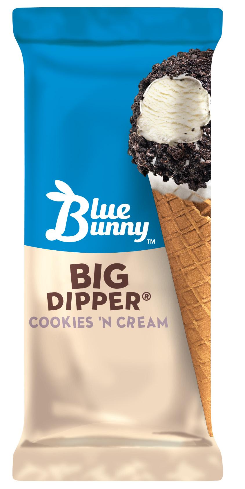 Big Dipper Cookies N' Creme 4.3oz