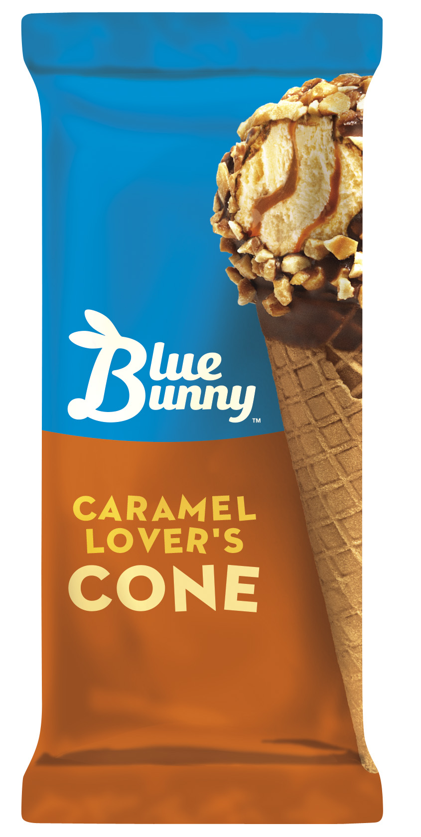 Caramel Lovers Cone 4.6oz