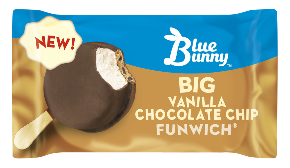Big Vanilla Chocolate Chip Funwich 4.5oz