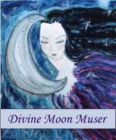 Divine Moon Muser Badge