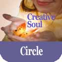 Creative Soul Circle Badge