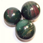 Bloodstone Spheres