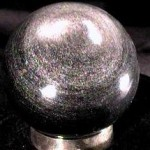 Obsidian Sheen Sphere