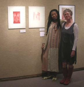 San Jacinto College Gallery Reception