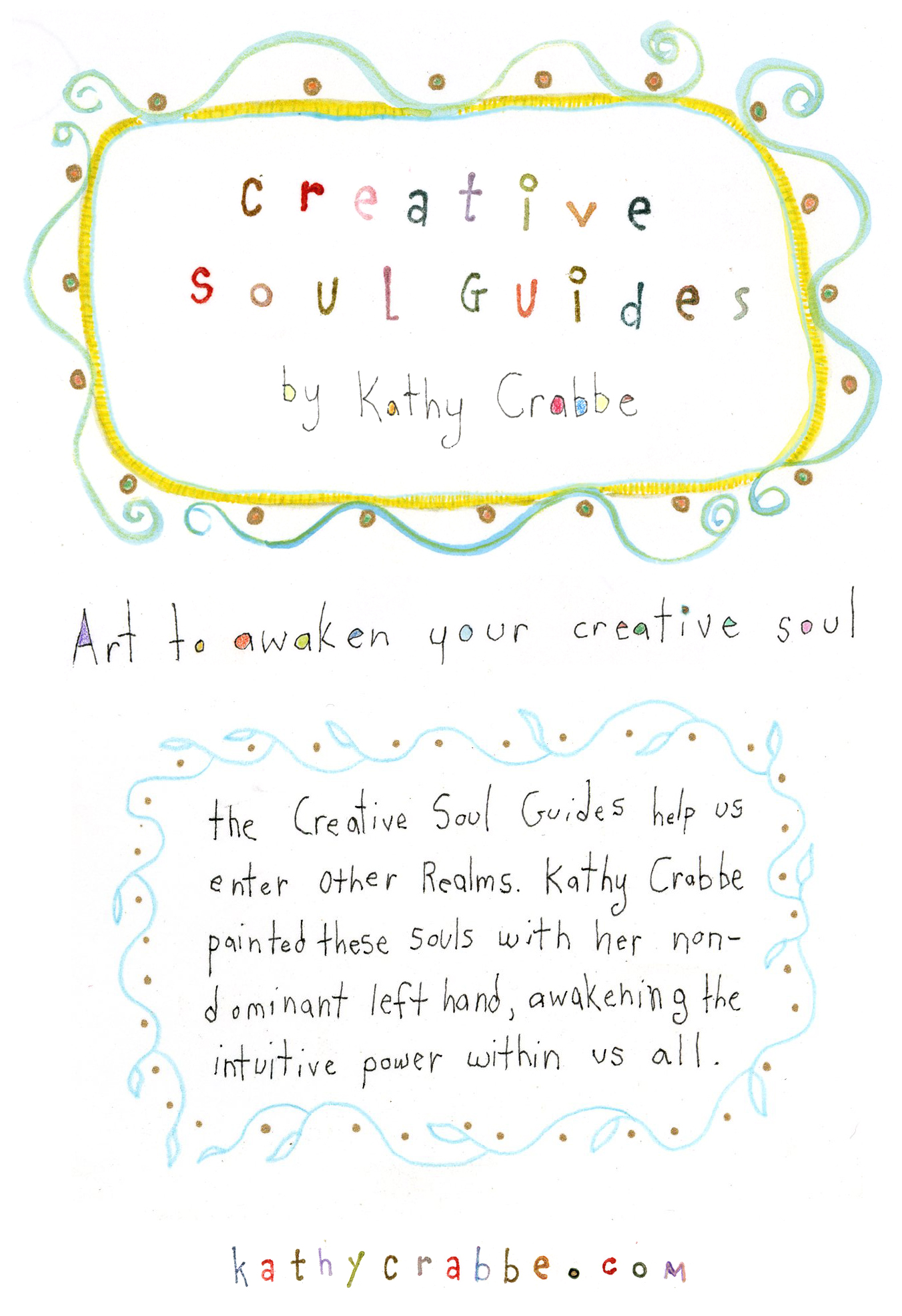 Creative Soul Guides