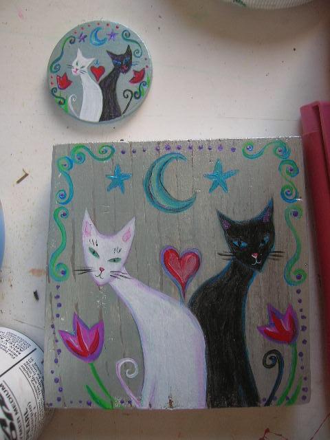 Yin & Yang by Kathy Crabbe