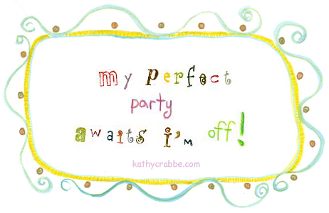 Affirmation: My perfect party