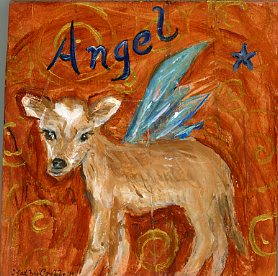 Angel by Kathy Crabbe