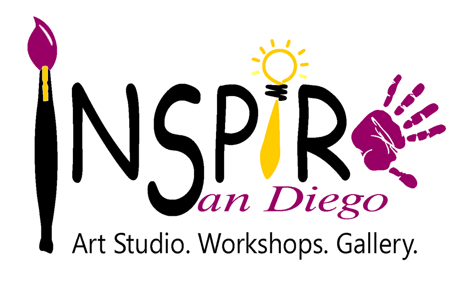 inspire San Diego art classes by Kathy Crabbe