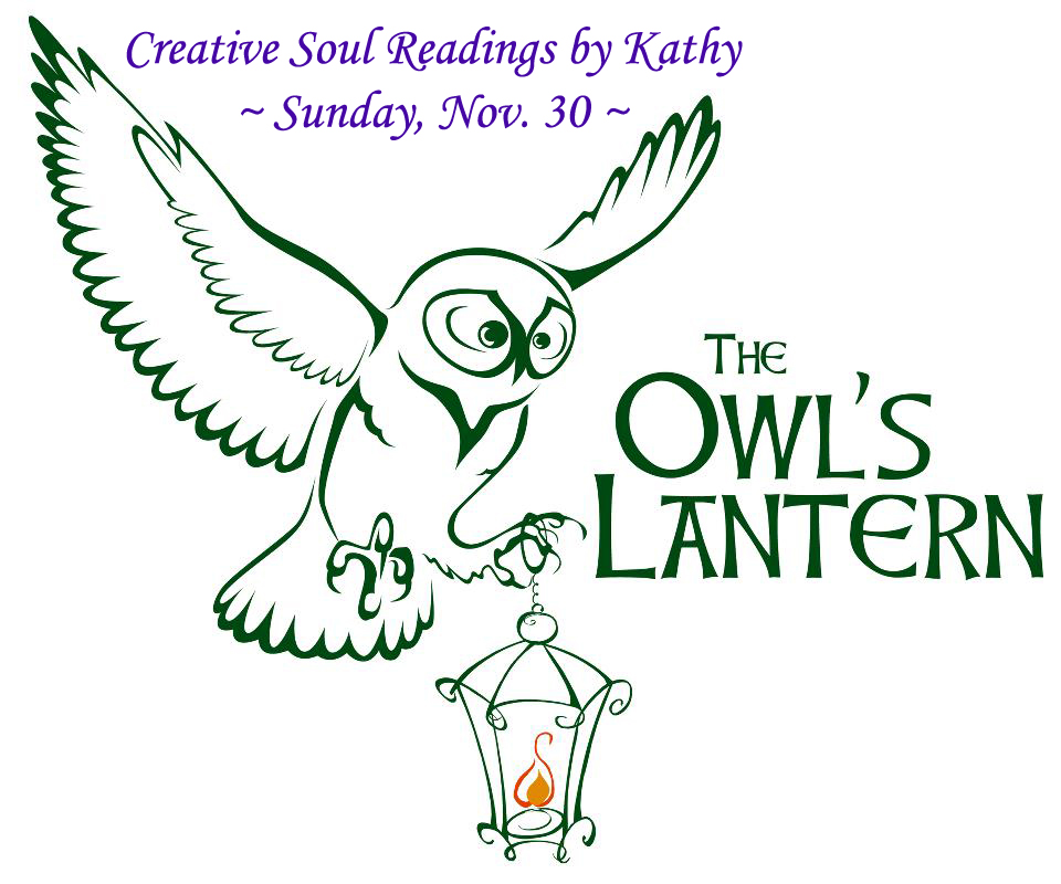 The Owl's Lantern with Kathy Crabbe