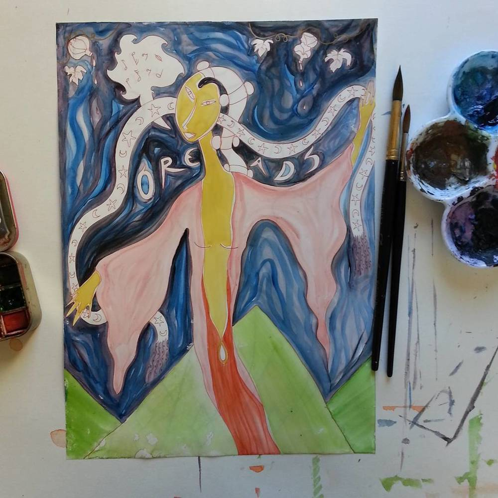 In-process-painting-of-Greek-Goddess-Oreads-by-Kathy-Crabbe.jpg