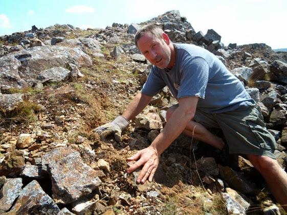 Stephen of Kacha Stones Mining