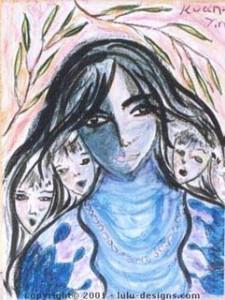 Capricorn Goddess - Kuan Yin