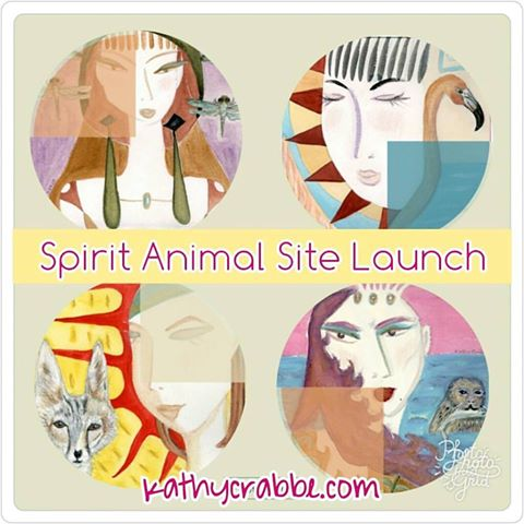 Spirit Animal Site Launch Sept 20 2017