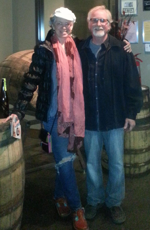 Kathy Crabbe and Mark Whitehouse
