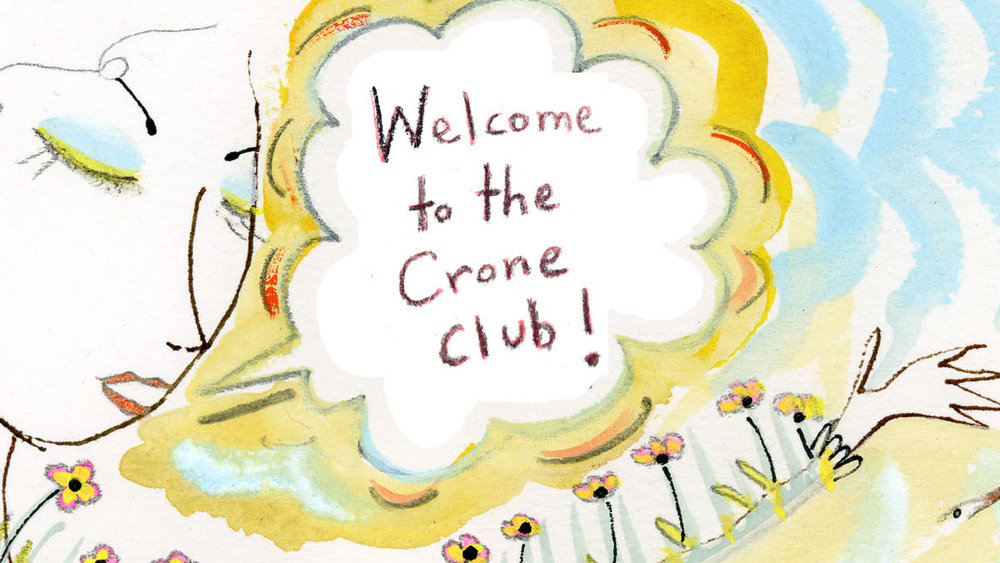 Crone Club on Patreon