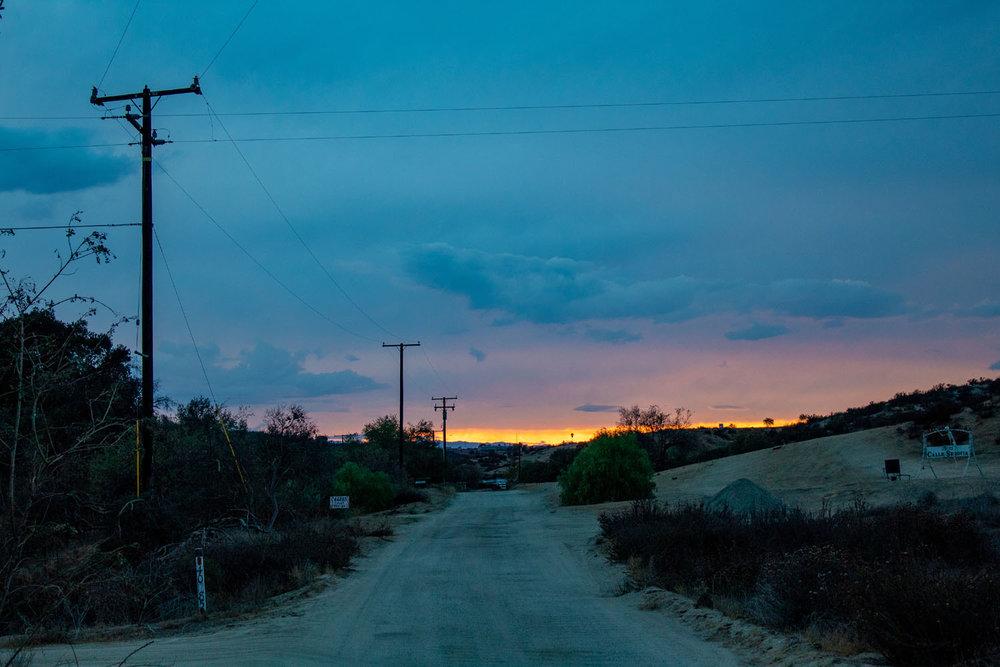 Sunset Walk Temecula 2018