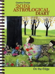 Creative Cronies 2019 Moon Diary