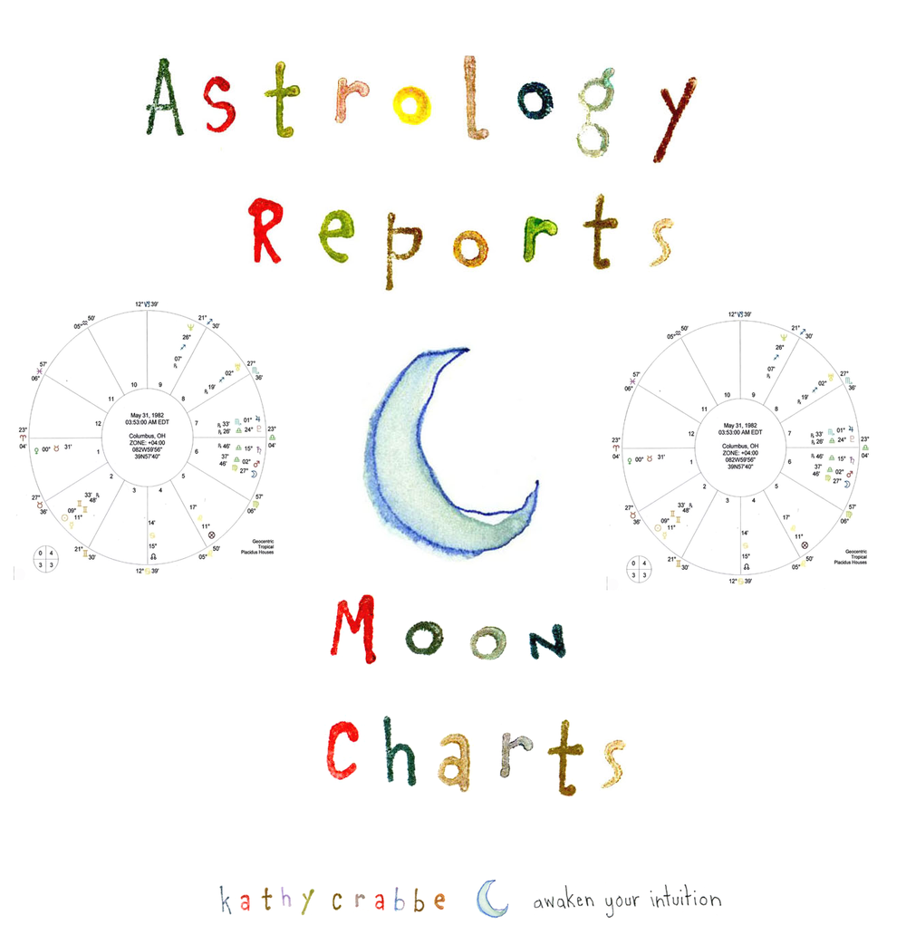 Astro Reports by Kathy Crabbe