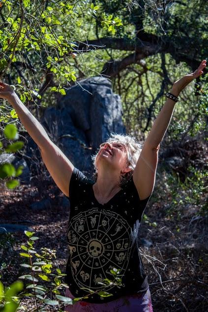Kathy Crabbe at Santa Rosa Plateau