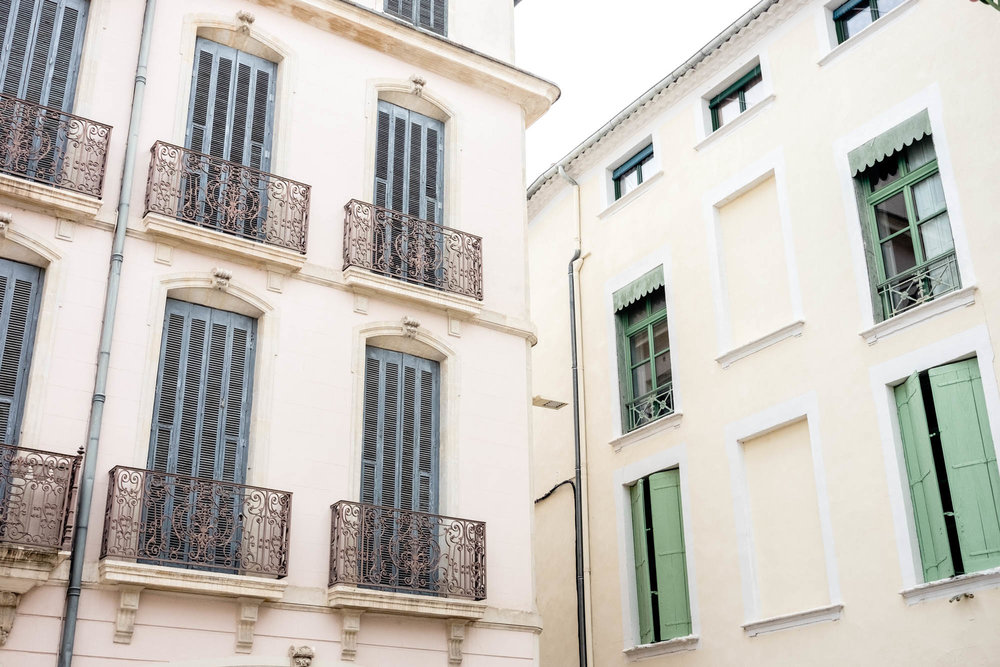 Streets of Nîmes