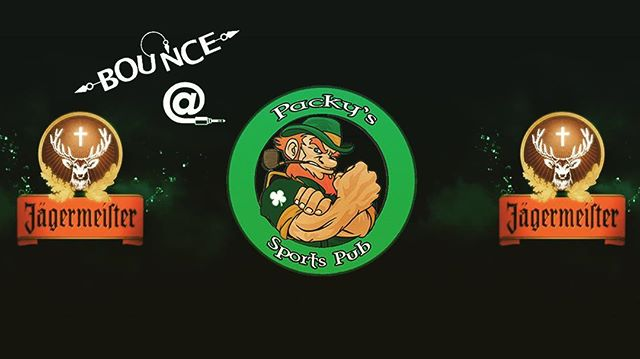 Where are you going to be this Saturday!? That's right, with bOunce at Packy's!! See you there and please share! Nov. 4th, 9pm-1am!