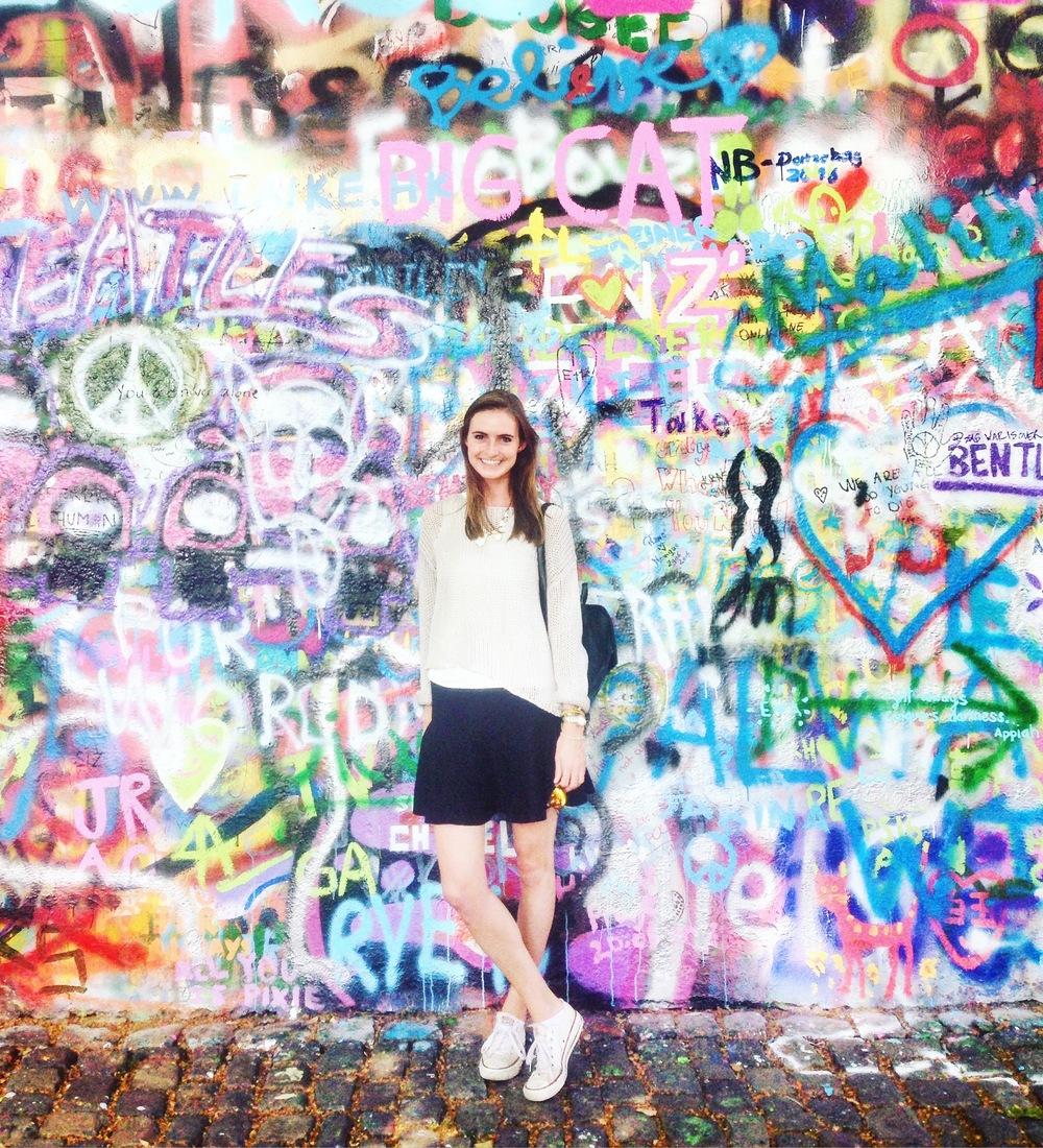 The Lenon wall