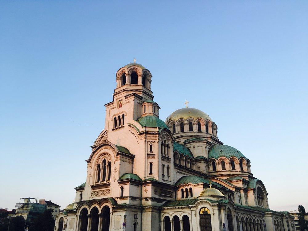 Alexander Nevsky Catherdal