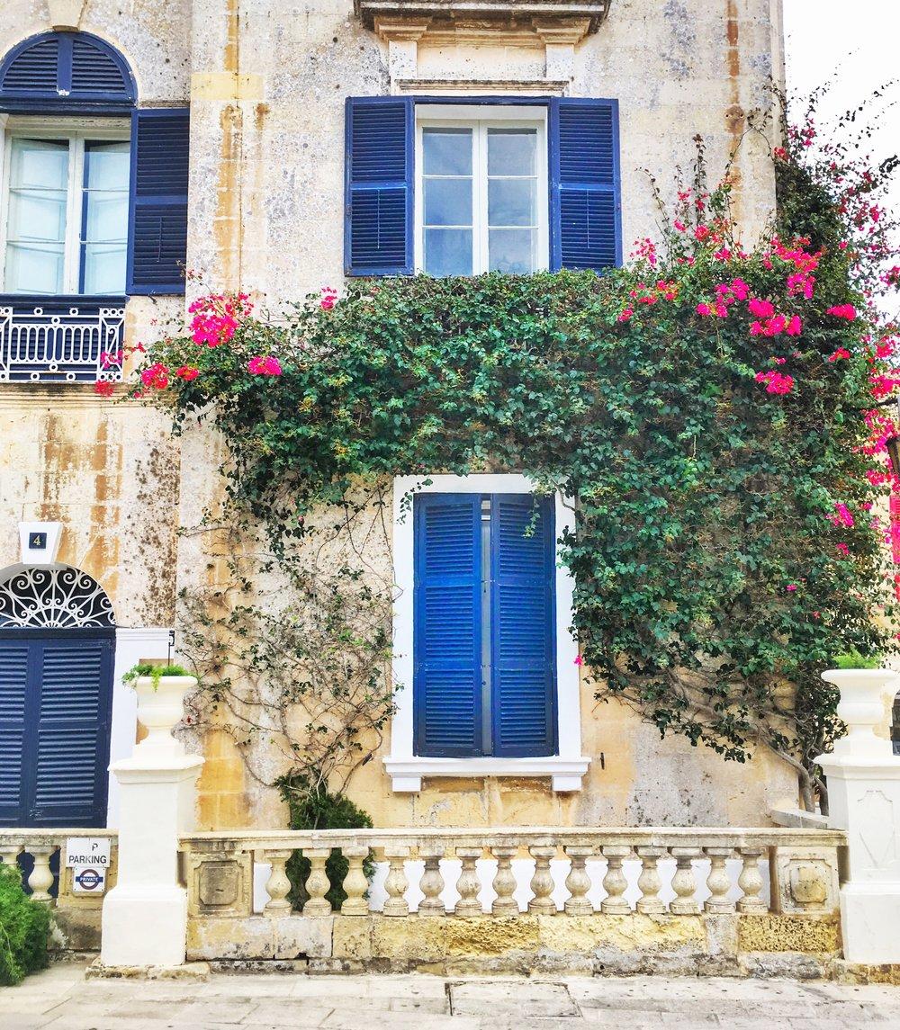 Beautiful Maltese buildings