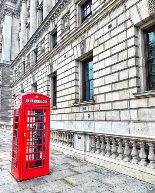 the classic london shot